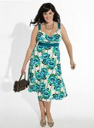 Sukienka na lato XXL