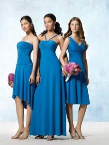 Modne sukienki na wesele dla druhen