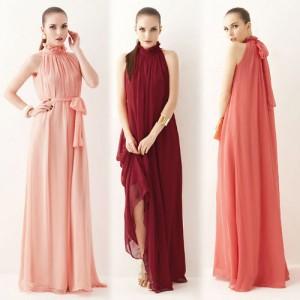 eleganckie długie suknie